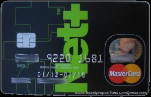 Neteller betaalkaart