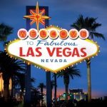 Mensen gokken meer online en minder in Las Vegas