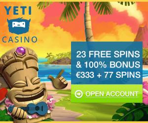 Speel met live dealers op mobiel bij Yeti casino