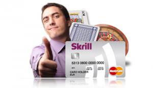 Skrill voor Casinobetaling