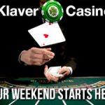 Het live casino aanbod van Klaver casino